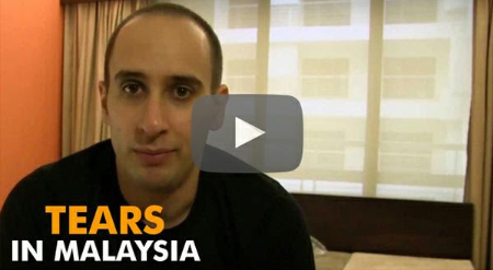 Pr agency in dubai-Tear-Jerking Tale From Malaysia: Make An Impact
