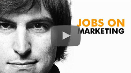 Pr agency in dubai-Steve Jobs on Marketing